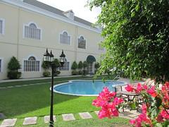 Hotel Mirador Pool (Nancy D. Brown) Tags: pool hotel swimmingpool elsalvador sansalvador hotelmirador
