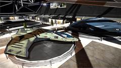 12 (manzella3622) Tags: dangerous cobra eagle space ships elite outpost