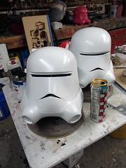 Final Draft Helmets (thorssoli) Tags: trooper starwars costume helmet replica flame armor prop tfa firstorder episode7 episodevii ep7 flametrooper forceawakens epvii