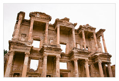 Library of Celsus, Ancient City of Ephesus, Turkey (mooooooooooooooooooooooooo) Tags: turkey ancient ephesus celsus efes ephesos  libraryofcelsus   ancientcityofephesus