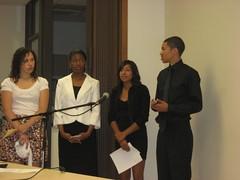 Northwest Youth Ambassadors 2010