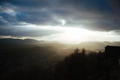 Coucher de soleil sur le Falkenstein (frost242) Tags: nikon hiver alsace paysage vosges paysagedhiver d700 nordvogesen vosgesdunord