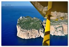 Capo Caccia (ITA) (NikFly65) Tags: sardegna sea sky italy lighthouse faro nikon mare blu cielo alghero capocaccia portoconte nikfly