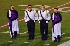 Baldwin Band at Baldwin TOB (Baldwin Highlander Marching Band Photos) Tags: drums guard band marching marchingband radiohead baldwin colorguard drumline tournamentofbands baldwinhighlandermarchingband njatob tobtia8