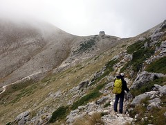 """Approaching the col at Forca Resuni • <a style=""""font-size:0.8em;"""" href=""""http://www.flickr.com/photos/41849531@N04/22257746136/"""" target=""""_blank"""">View on Flickr</a>"""