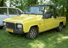 Renault Rodeo 6 Van 17-4-1981 32-TB-41 (Fuego 81) Tags: 6 renault 1981 rodeo 2008 r6 ommen onk bestelwagen cwodlp rodeo6 32tb41 grijskenteken sidecode3