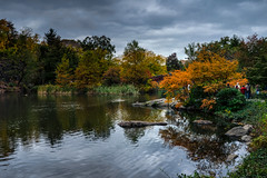 Central Park wandering (Jim Nix / Nomadic Pursuits) Tags: nyc newyorkcity travel newyork fall landscape cityscape centralpark manhattan sony landmark empirestate bigapple hdr primelens mirrorless 28mmf2 nomadicpursuits jimnix sonya7ii