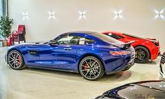 AMG GTS / 458 Italia (TAF27) Tags: blue mercedes benz ferrari turbo mercedesbenz riyadh supercar twinturbo v8 amg supercars turbocharged gts ksa hamann 458 fezza 458italia ferrari458italia fezza458 amggt gtsamg amggts riyadh15