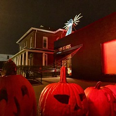 Third Man Halloween #nashville #thirdmanrecords #jackwhite (Big Red Angel) Tags: nashville thirdman jackwhite