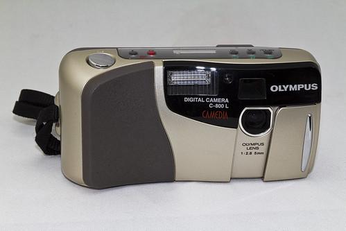 Olympus C800-L