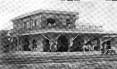Philippine Railway station at Cebu City - 1914 (SSAVE w/ over 5 MILLION views THX) Tags: philippines cebu cebucity 1914 railroadstations depots americanoccupation philippinerailway