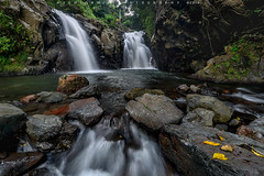Twinfalls (Helminadia Ranford) Tags: bali nature indonesia waterfall asia village twinfalls singaraja buleleng sambangan