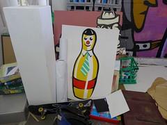 caper's stencil at blender studio (Rkt-nxr) Tags: caper