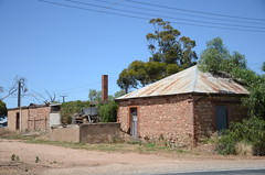 DSC_3716 old cottage, Blanchetown Road, Sedan, South Australia (johnjennings995) Tags: sedan cottage australia limestone southaustralia