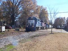 100_1850 (C. S. Jackson) Tags: train mississippi gp382 senatobia tatecounty senatobiamississippi gryr grenadarailway