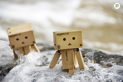 Don't leave me! (Ylang Garden) Tags: sea love amazon couple outdoor limited danboard