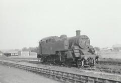 Abandoned (4486Merlin) Tags: england bw london europe unitedkingdom south transport steam railways gbr 70b 82019 exbr felthamlondon felthammpd