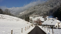 First Snow (Been Around) Tags: street schnee winter snow austria sterreich europa europe hiver eu obersterreich austrian aut 2015 upperaustria steyrling neuschnee newsnow pyhrnprielregion gemeindeklausanderpyhrnbahn