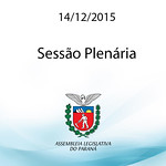 Sess�o Plen�ria 14.12.2015