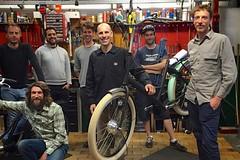 Most of the WorkCycles Crew 2015-9-1 (@WorkCycles) Tags: amsterdam bike crew employees fiets fietsenmaker fr8 ploeg shop werknemers werkplaats workcycles workshop