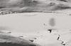 Ibón del Escalar (Fermin Pagola) Tags: ibóndelescalar pirineos huesca nieve invierno blancoynegro