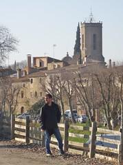 (Joan Pau Inarejos) Tags: monells baixempordà campanario pueblo terresgironines2017 girona catalunya empordà2017 empordàenero2017 terresgironinesenero2017 enero 2017