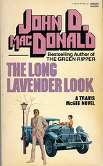 Novel-The-Long-Lavender-Look-by-John-D-MacDonald (Count_Strad) Tags: novel book pages read reading pulp johndmacdonald agathachristie mystery suspense