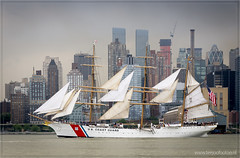 New York boat trip on the Hudson (T E E J O O F O O T O O) Tags: hudson sail new york tallships