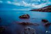 Nell'immensità (lulo92) Tags: immensità mare sea seascapes sky cielo skyscapes cloud clouds nuvole cloudscapes landscapes blu blue scogli rocks otranto puglia salento orte lecce samyang nikon nikontop top