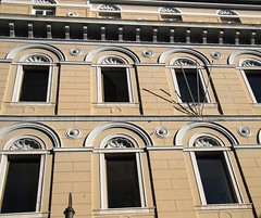 Trieste - Where Architecture Can Be a Constant DeLIGHT! (antonychammond) Tags: trieste architecture light windows friuliveneziagiuliaandtriesteprovince italy hapsburgmonarchy austrohungarianempire anticando thegalaxy hccity newphotodistillery saariysqualitypictures