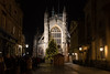 People queue for Christmas Midnight Mass at Bath Abbey (Ian Redding) Tags: bath bathabbey cathedral christian christianity christmas england midnightmass somerset uk choral congregants crowds late night people popular religion religious service traditional
