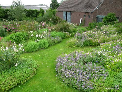 Gravelpond Summer garden