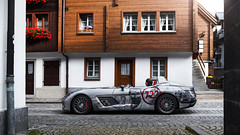 Stirling Moss (Stingray01) Tags: mercedes mercedesbenz supercar sportcar super speed street special summer spring sigma sun tamron 2016 stirlingmoss stirling moss switzerland andermatt fast fastcar limited photo power car cars canon city carbon carphoto