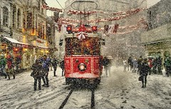 """merry christmas"" (sergeyashin) Tags: ifttt 500px istanbul merry christmas türkiye f28 pera kış tipi kutlama yaşam 6x6mm 160sn photo by engin erol turkiye samsung nv7 compact camera instagram enginerol023"