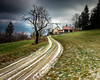 Country road (Martin Snicer Photography) Tags: travel road winding country rural celadna moravia morava czechrepublic landscape 70d wideangle 1018 canon photographer composition countryroad