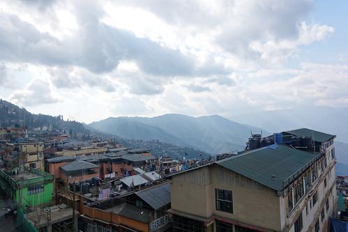 View from Glenarys