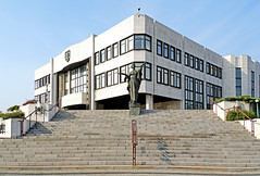 Slovakia-03059 - National Council (archer10 (Dennis) 88M Views) Tags: slovakia globus sony a6300 ilce6300 18200mm 1650mm mirrorless free freepicture archer10 dennis jarvis dennisgjarvis dennisjarvis iamcanadian novascotia canada