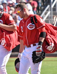 ZackCozart face (jkstrapme 2) Tags: baseball jock cup bulge crotch