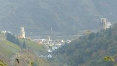 Blick auf Oberwesel und den Rhein (Schwede-Bure-Tour)
