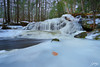 Tucker Falls (Sotitia Om Photography) Tags: tuckerfalls milfordnh milford newhampshire newengland waterfall newenglandwaterfalls landscape canon canonusa teamcanon canon6d canon1740mm longexposure winter2016 leefilters unitedstates