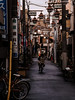 After the Rain (H.H. Mahal Alysheba) Tags: shitamachi tokyo snapshot twilight street japan lumix gx7 sigma 18250mmf3563 efmft kipon