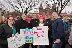 "Women's March on Washington • <a style=""font-size:0.8em;"" href=""http://www.flickr.com/photos/117301827@N08/32337184532/"" target=""_blank"">View on Flickr</a>"
