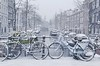 Snowflakes falling at the Bloemgracht of Amsterdam (B℮n) Tags: amsterdam bloemgracht snow covered bikes bycicles eerstebloemdwarsstraat holland netherlands canals winter cold wester church jordaan street anne frank house dutch people scooter gezellig cafés snowy snowfall atmosphere colorful windows walk walking bike cozy boat light rembrandt corner water canal weather cool sunset 1000km file celcius trees mokum pakhuis grachtengordel unesco world heritage sled sleding slee seagull lekkersluis seagulls bycicle 1°c sun shadows sneeuw brug slippery glad tweedebloemdwarsgracht raampoort flakes 100faves topf100 200faves topf200