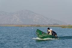 Skadar 04 (mpetr1960) Tags: people fisherman skadar montenegro landscape lake boat nikon d810