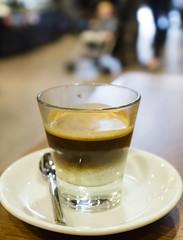 Undertow (NeuroNeuroNeuro) Tags: coffee peets espresso oakland sf bay area vanilla drinks cafe canon 16mm sony a6300 food drink caffeine