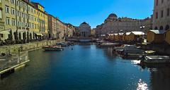 Canal Grande, Trieste - ITALY (Mauro Zoch) Tags: trieste friuliveneziagiulia italia