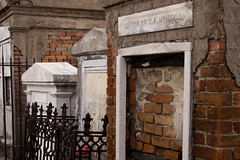 Family of T.F. McNeill (Jeremy Caney (previously Tyrven)) Tags: louisiana graves cemetaries neworleans brick vaults tombs tfmcneill mcneill