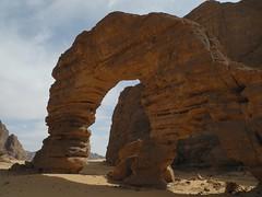 Chad Tibesti NE (ursulazrich) Tags: tschad chad tchad ciad sahara tibesti desert bogen arch arc rocks mountains borou borbore ouri dohone nuqay