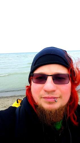 Jetzt ist es wirklich vorbei mit der Ostsee, by by Warnemünde