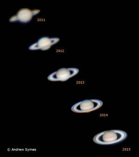 Saturn: 2011-2015